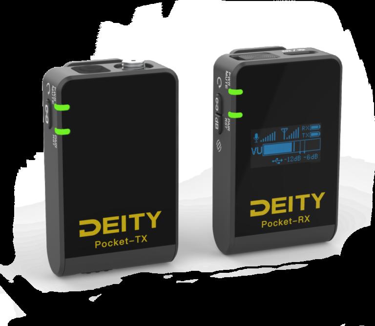 Deity Leaks the Tiny Pocket-TX and Pocket-RX Wireless System
